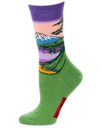 Hot Sox Mountain View Socks