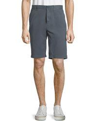 Bench - Cotton Twill Shorts - Lyst