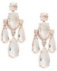 Kate Spade - Cascade Drop Earrings - Lyst