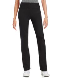 CALVIN KLEIN 205W39NYC - Stretch Knit Pants - Lyst