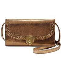 Cole Haan - Marli Glitter Crossbody Bag - Lyst