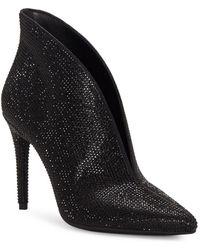 Jessica Simpson - Lasnia (black Shimmer Sand) Women's Shoes - Lyst