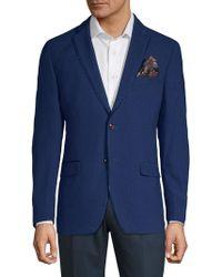 Tallia Orange - Classic Textured Sportcoat - Lyst
