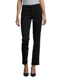Jones New York Dark Straight-fit Jeans