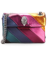 Kurt Geiger - Leather Mini Soho Bag (multi) Bags - Lyst