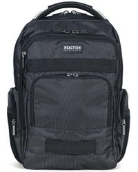 Kenneth Cole Reaction - Pindot Triple Compartment Computer Business Backpack - Lyst
