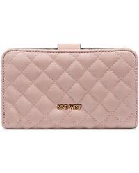 Nine West - Snap Faux Leather Bi-fold Wallet - Lyst