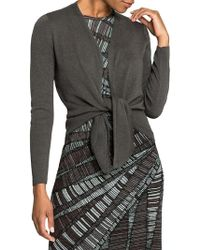 NIC+ZOE - Petite Four-way Open Front Cardigan - Lyst