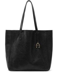 Etienne Aigner - Joan Pebbled Leather Tote - Lyst