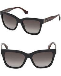 Balenciaga - 55mm Square Sunglasses - Lyst