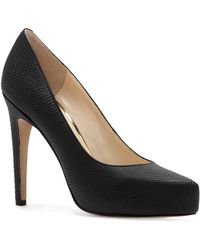 Jessica Simpson - Parisah Point Toe Court Shoes - Lyst