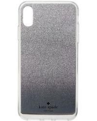 Kate Spade - Metallic Ombre Iphone X Plus Case - Lyst