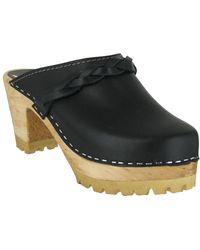 MIA - Elsa Leather Clogs - Lyst