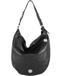 Lodis - Rodeo Chain Meredith Rfid Leather Hobo Bag - Lyst