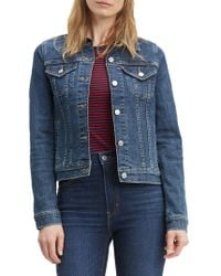 Levi's - Original Denim Trucker Jacket - Lyst