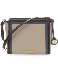 Brahmin - Carrie Leather Crossbody Bag - Lyst