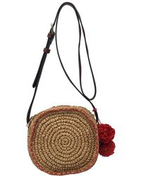 Tommy Bahama - Pirro Circle Crossbody Bag - Lyst