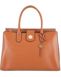 Lodis - Rodeo Rfid Ally Work Leather Tote - Lyst