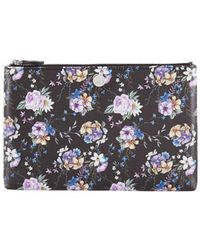 Lodis - Posy Flat Leather Pouch - Lyst