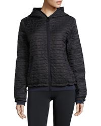 Bench - Quilted Jacket - Lyst
