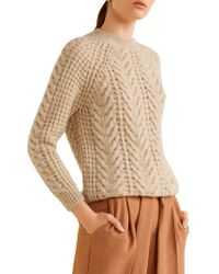 Mango - Raglan-sleeve Sweater - Lyst