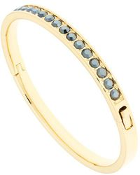 Ted Baker - Hinge Bangle Clemara Stainless Steel Bracelet - Lyst
