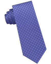 Michael Kors - Neat Square Silk Tie - Lyst