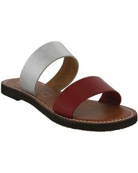 MIA - Nila Leather Sandals - Lyst