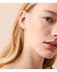 Lou & Grey - Kris Nations Triangle Stud Earrings - Lyst