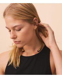 Lou & Grey - Soko Horn Tip Dash Choker Necklace - Lyst