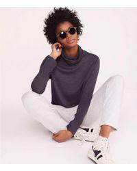 Lou & Grey - Soft Jersey Turtleneck - Lyst