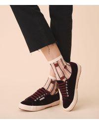 Lou & Grey - Superga 2750 Velvtw Sneakers - Lyst