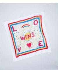Lou & Grey - Calhoun & Co. Love Wins Bandana - Lyst