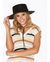 L*Space - Jadore Hat - Lyst