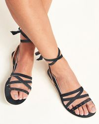 85ea42f9be5228 Lyst - L Space L  By Cocobelle Sicily Sandal in Black