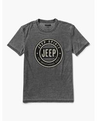 Lucky Brand - Jeep Surf Rated Tee - Lyst