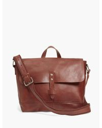 Lucky Brand - Highland Messenger Bag - Lyst