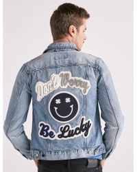Lucky Brand - Mckinney Denim Jacket - Lyst
