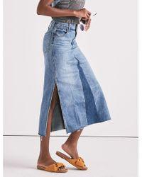 Lucky Brand | Customized Skirt | Lyst