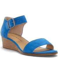 Lucky Brand - Riamsee Wedge - Lyst