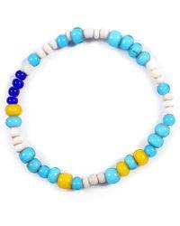 Lulu Frost - George Frost Chaoun ''calm'' Morse Bracelet - Lyst