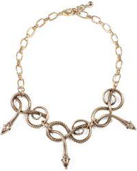 Lulu Frost - Moorea Snake Necklace - Lyst