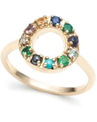 Lulu Frost - Code 10k 'seize The Day' Ring - Lyst