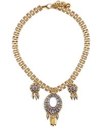 Lulu Frost - Roma Necklace - Lyst