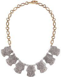 Lulu Frost - Deco Shell Necklace - Lyst