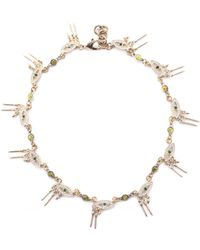 Lulu Frost - Discovery Riviera Necklace - Lyst