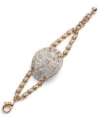 Lulu Frost - *vintage* Deco Bracelet 1 - Lyst
