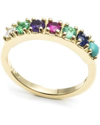 Lulu Frost - Code Word Dearest Ring 18k Gold - Lyst