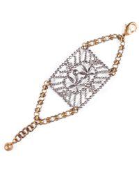 Lulu Frost - Vintage Cut-steel Bracelet 8 - Lyst