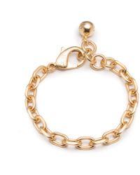 Lulu Frost - #tuff Chain Plaza Bracelet Chain Base - Lyst